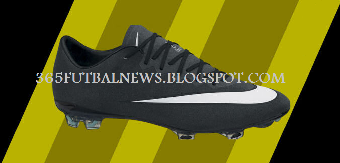 reputable site 471ff e7c78 On the inner side of the boot features the trademark CR7 lettering, while  the boot comes with a white Nike Swoosh. A blue Mercurial logo is part of  the boot ...
