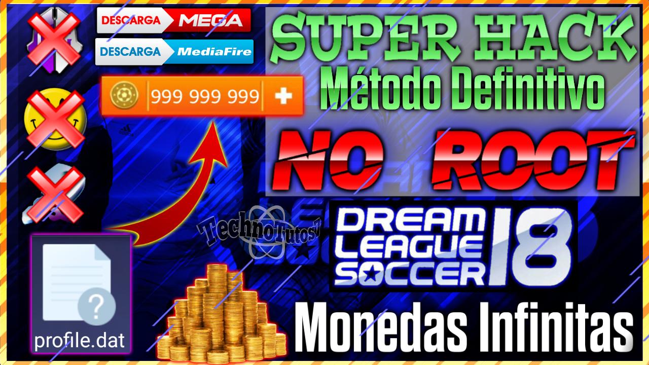 Hack Monedas Infinitas Dream League Soccer 2018 Facil Y Rapido