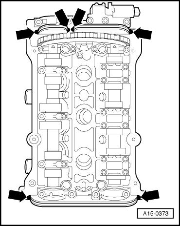 Audi A6 / A7 Klub Polska [ARJ 2.4 165 KM] wyciek oleju z