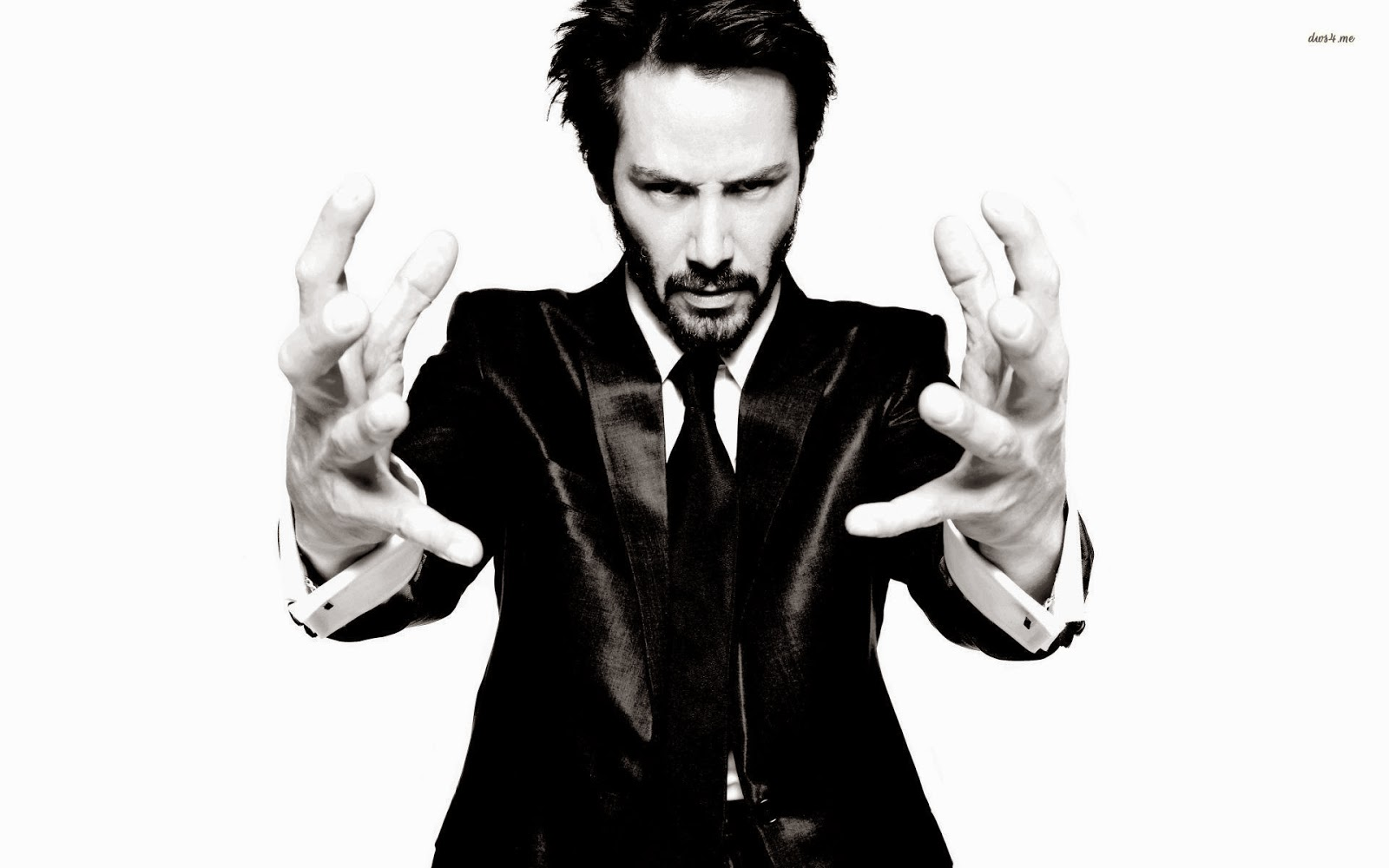 Is Keanu Reeves a Time-Travelling Immortal?