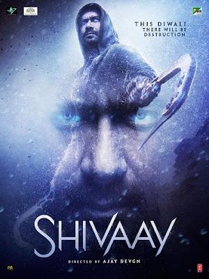 shivaay poster new
