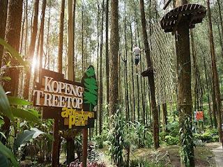 Kopeng treetop adventure park salatiga wisata getasan sky resto semarang 2017 indonesia tutup hotel outbound resort tarif jalan menuju rute tiket masuk harga gambar