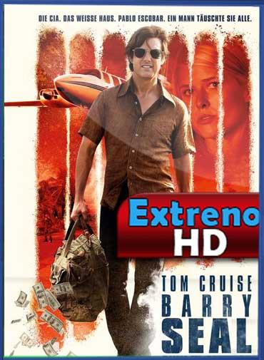 Barry Seal: Sólo en América (2017)   DVDRip Latino HD GDrive 1 Link