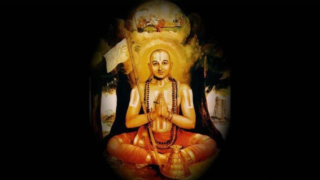 Ramanuja guru, jagdguru