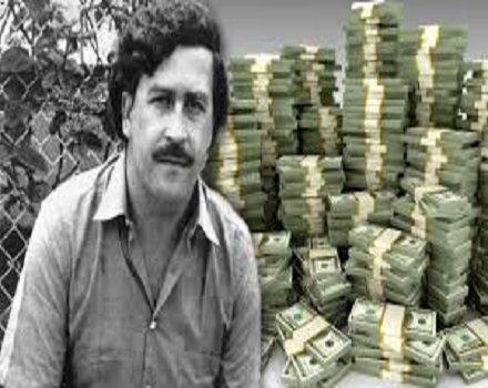 WHO WAS PABLO ESCOBAR?