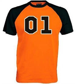 Dukes Of Hazzard General Lee T-Shirt