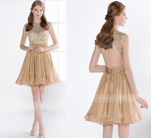 Dreamy Luxurious Prom Dress by AisleStyle