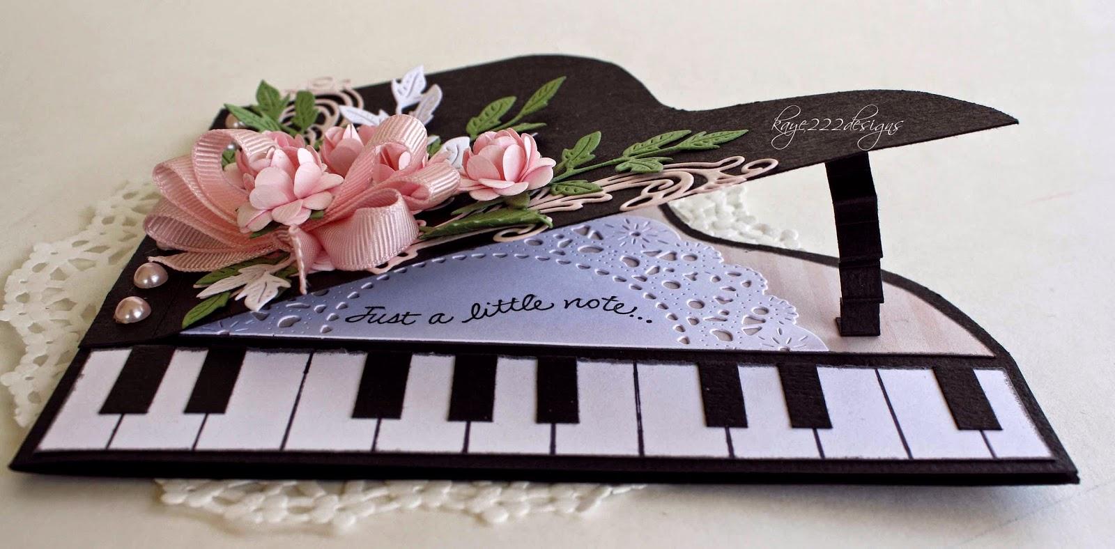 Картинки аниме, открытки с пианино поздравительные открытки