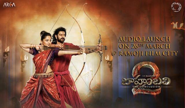 Baahubali 2 Movie Audio Launch Event