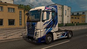 MB Actros MP4 R.Thurhagens skin