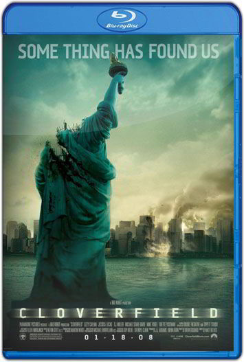 Cloverfield: Monstruo (2008) HD 1080p Latino