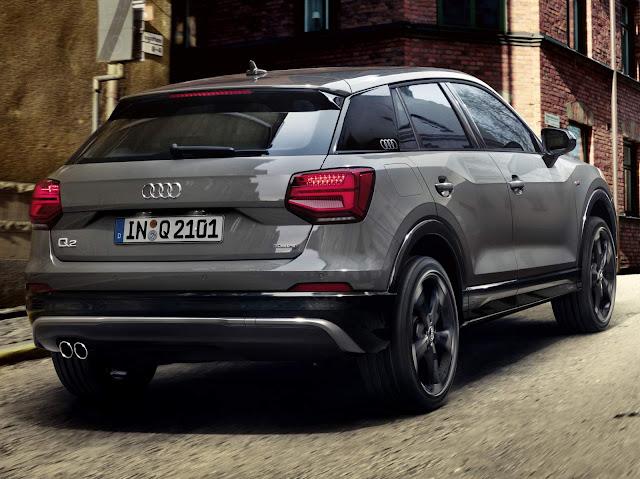 Audi Q2 2017 Edition #1