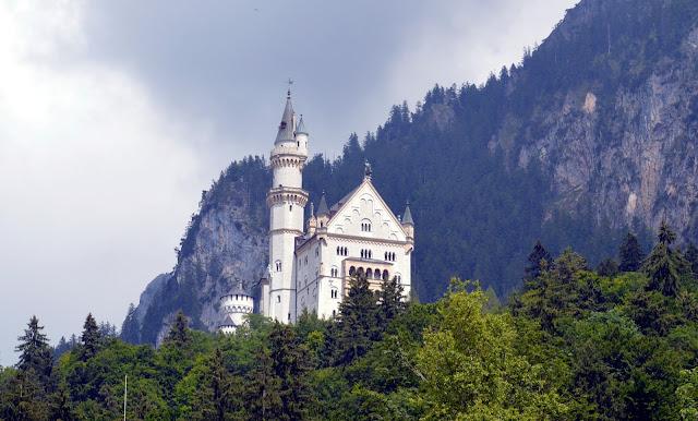 castello di neuschwastein