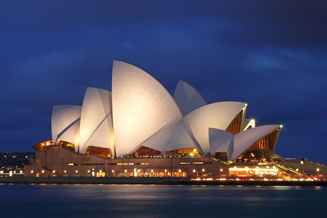 Sydney Opera House, Karya Arsitektur yang Fantastis