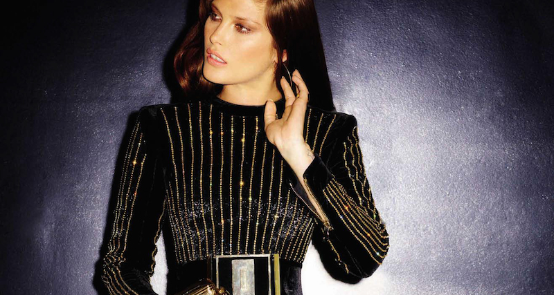 fur: catherine mcneil by ezra petronio for vogue spain november 2015