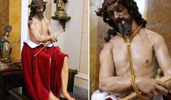 La Hermandad del Cristo de los Artilleros de Valladolid celebrará su 75 aniversario con una procesión extraordinaria con el Cristo de la Misión