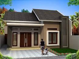 Rumah Minimalis Satu Lantai Eco Design