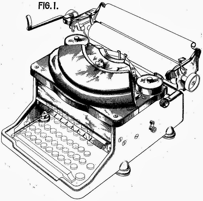 oz.Typewriter: Willie Dobson's Masterful Underwood