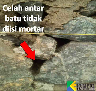 TPT, pasangan batu, tembok penahan tanah, siring,