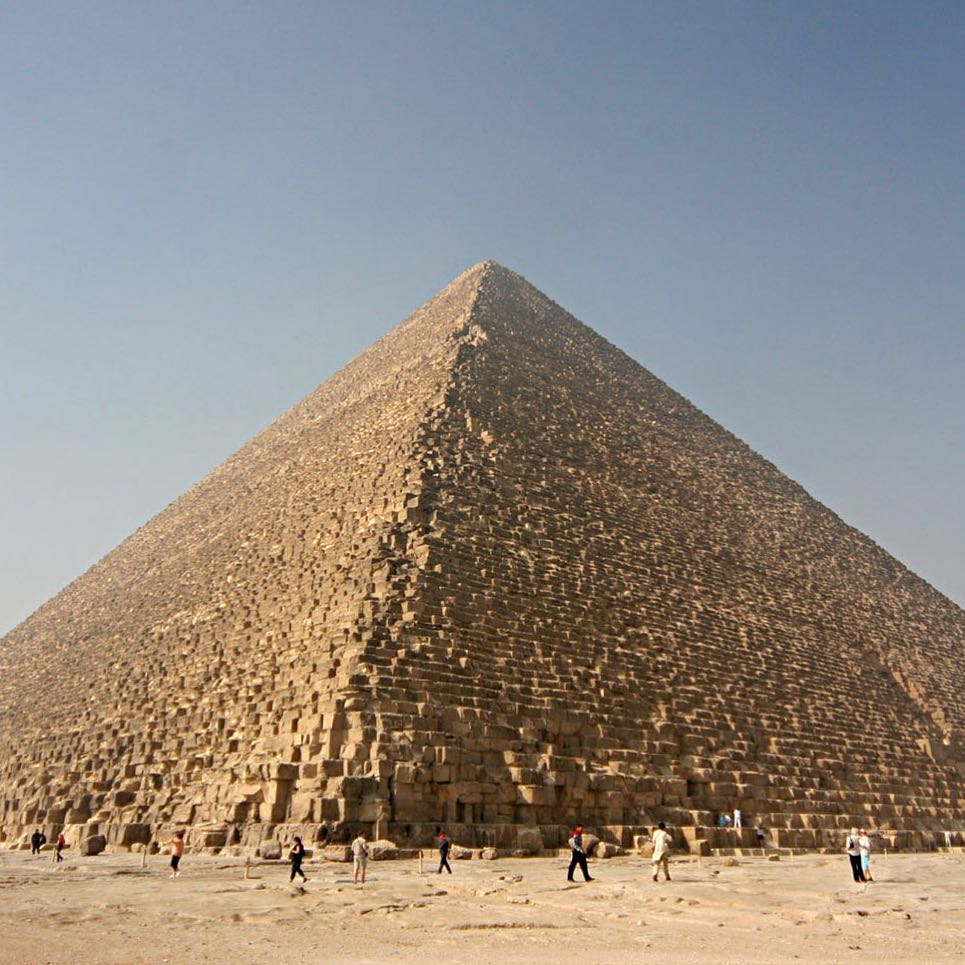 Your Inspirational Travel Blog!: The Pyramids of Giza (Egypt)