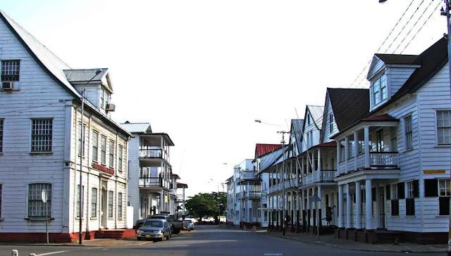 Paramaribo - Suriname