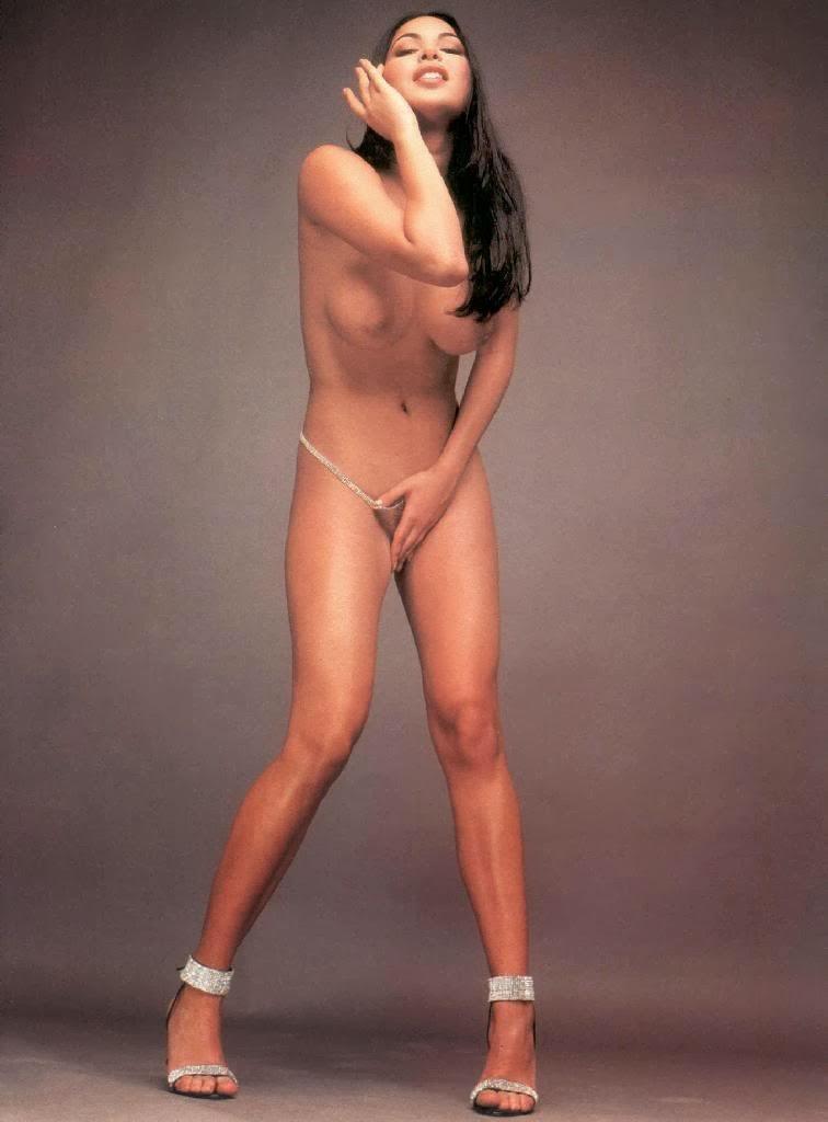 Celebrity Nude Century International Supermodels Moran -9684