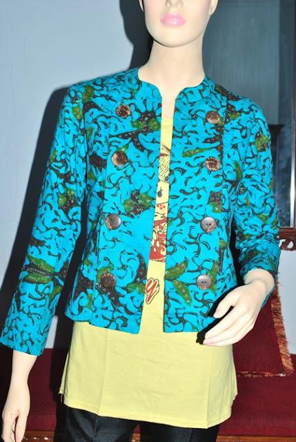 95 Model Baju Batik Kerja Terbaru 2019 Subhanallah