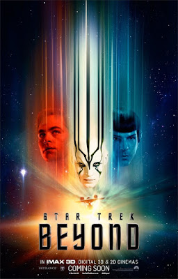 Star Trek Beyond Retro Teaser One Sheet Movie Poster