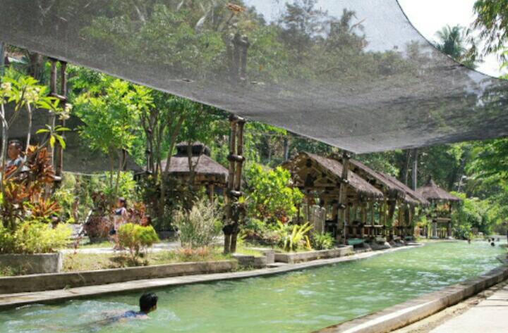 Kampoeng Air Kragilan Boyolali