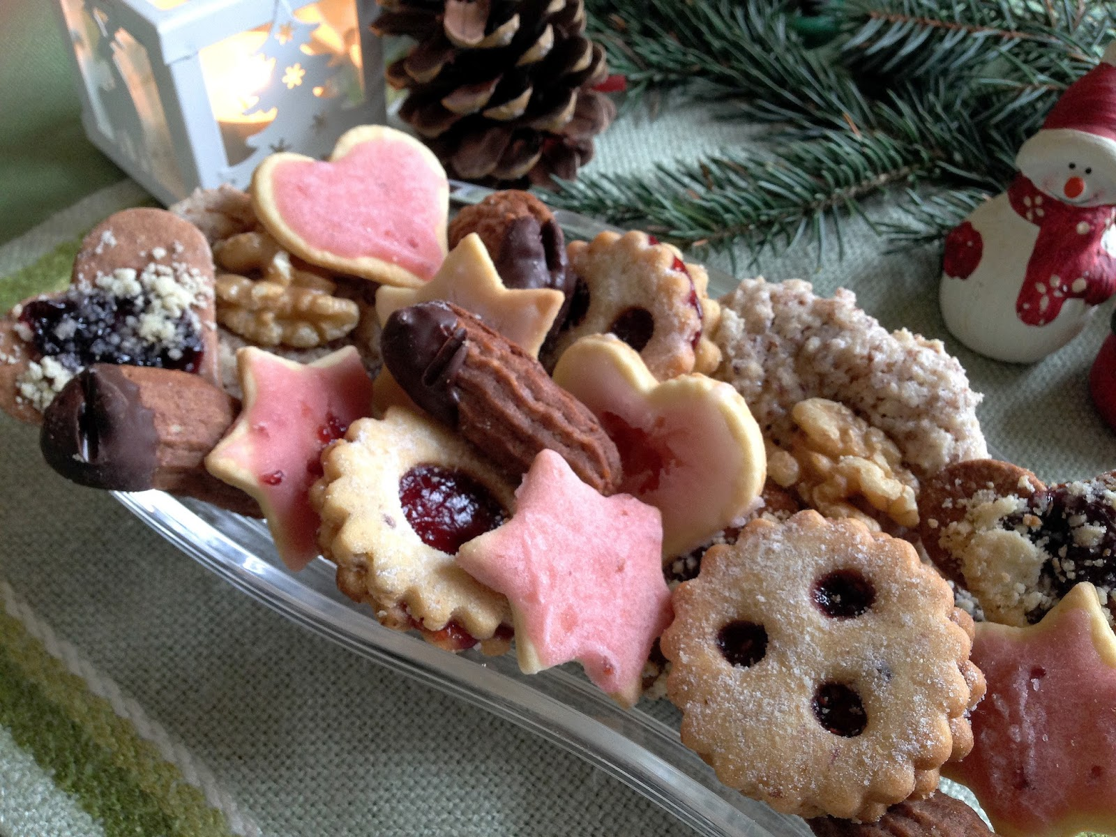 Pudica's Food Corner: Weihnachtsplätzchen (German Christmas Cookies