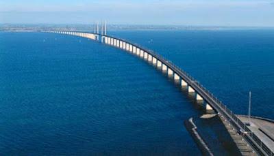 Jembatan Kotabaru Mulai Pasang Pemancang di Bibir Laut