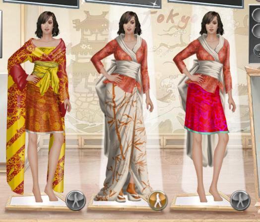 Juego De Vestir Modelos Para La Pasarela Vestir Chicas Y