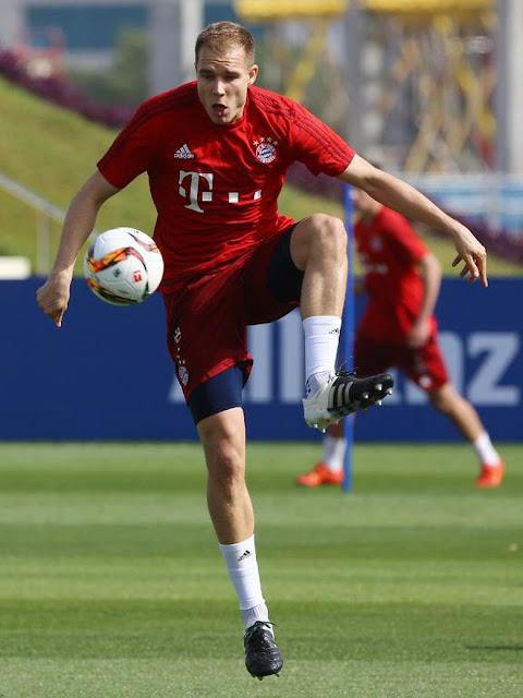 Bayern Pinjamkan Badstuber ke Schalke