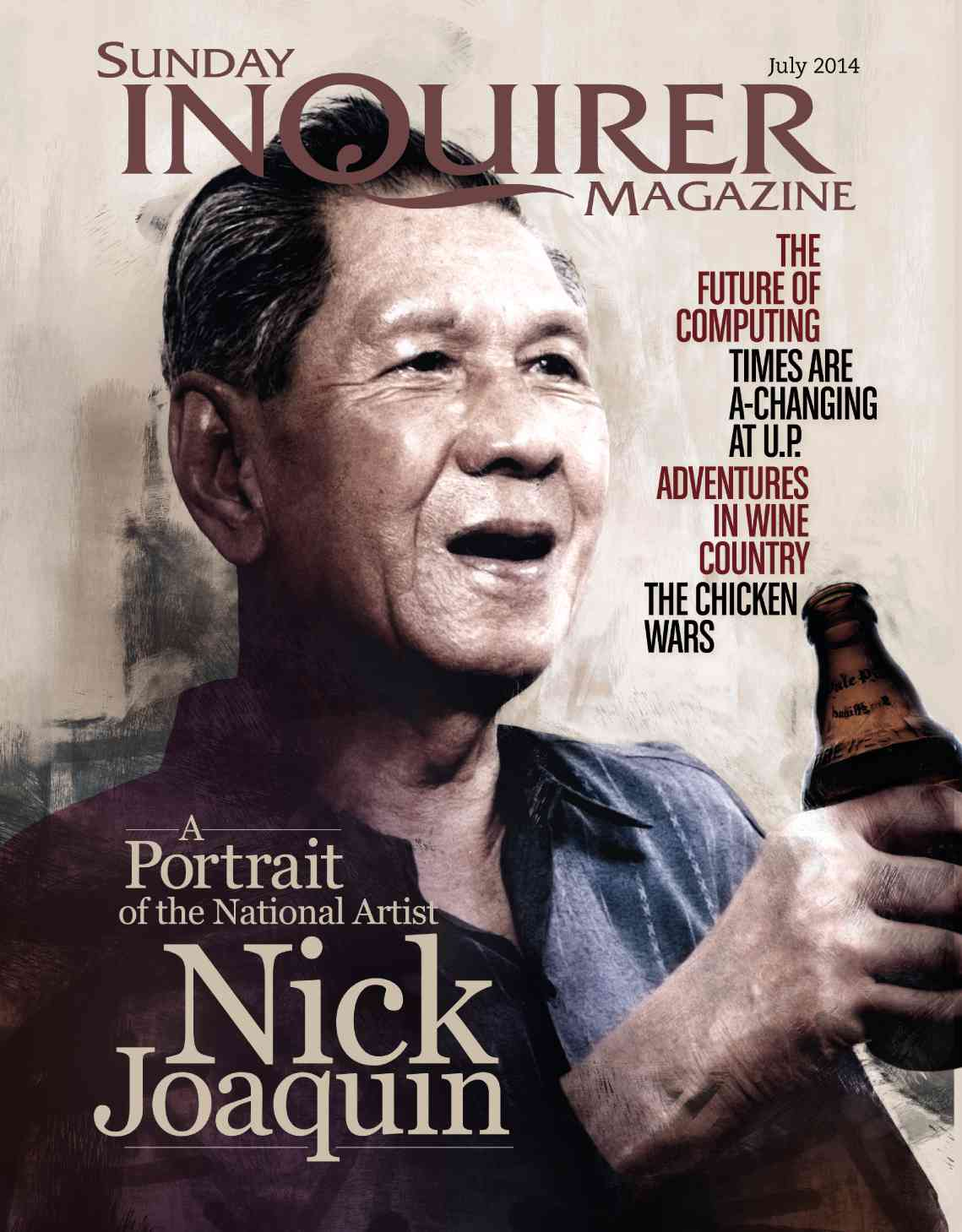 analysis of three generation by nick joaquin About nick joaquín: nicomedes márquez joaquín (may 4, 1917–april 29, 2004) was a filipino writer, historian and journalist, best known for.