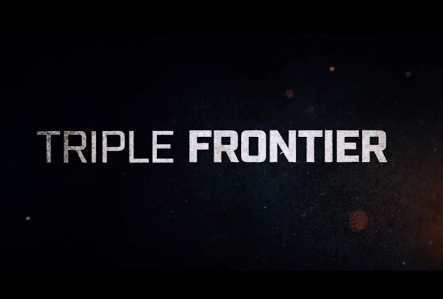triple frontier poster logo image