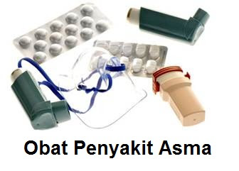 Obat Untuk Penyakit Asma Yang Dapat Mengobati Gejala Asma