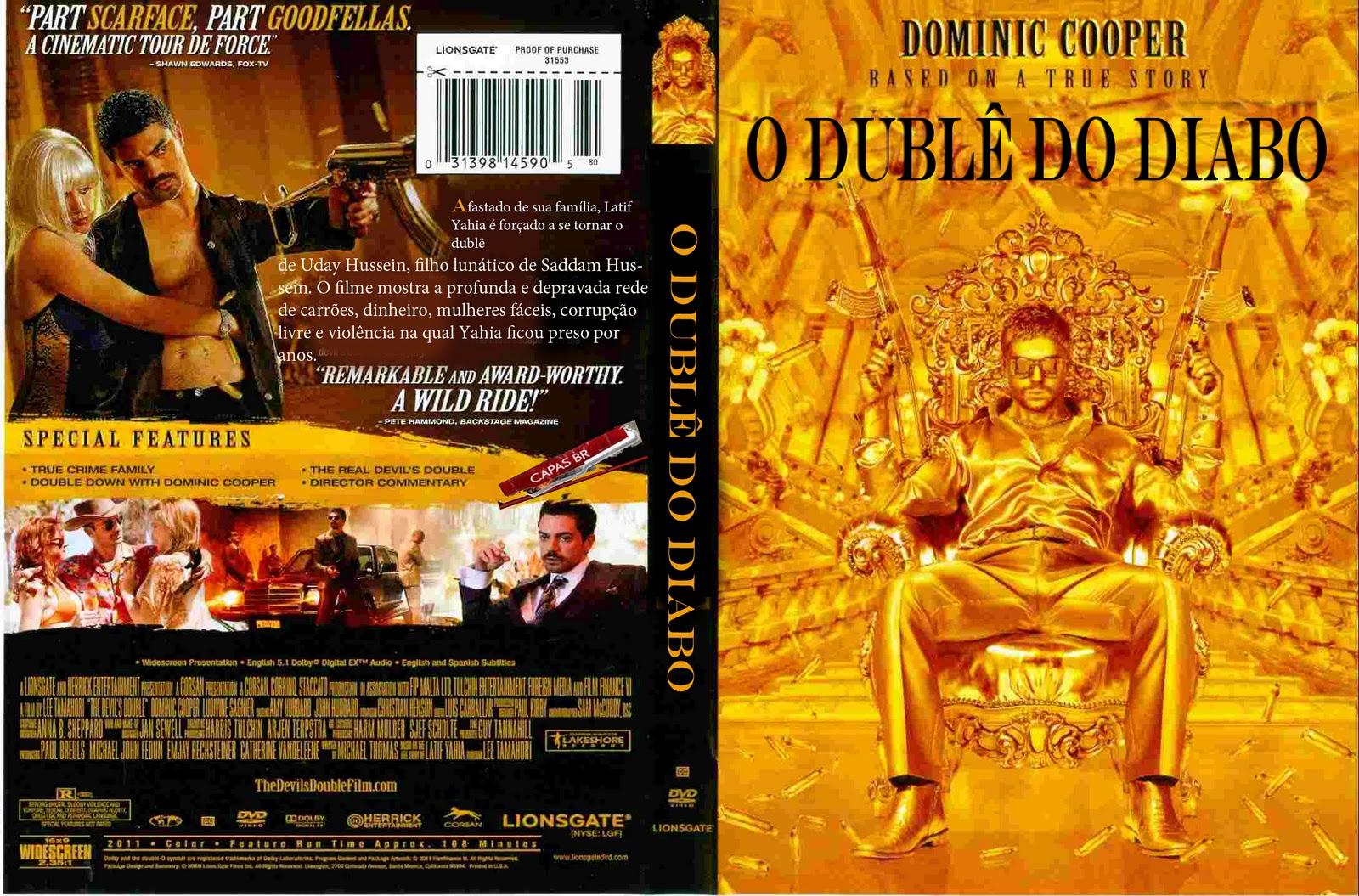 DVD DO DIABO BAIXAR DUBLE CAPA