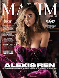 Maxim Mexico – Marzo 2018 PDF Digital