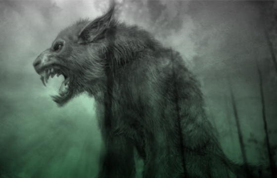 Upright 'Lycan' Petrifies Ex-Marine in Massachusetts State Forest
