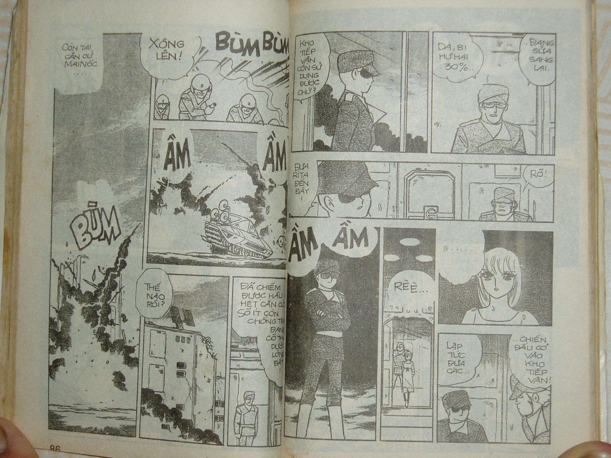 Siêu nhân Locke vol 13 trang 41