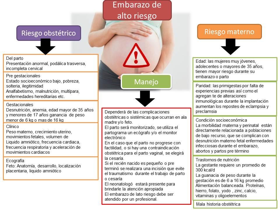 Aprendiendo Ginecologìa: Embarazo de alto riesgo