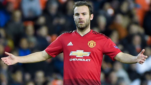 Juan Mata :  I Am Disappointed, United  Started Too Slow