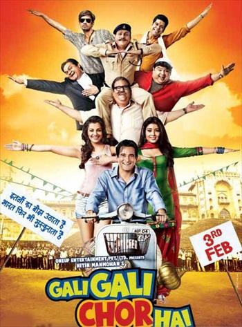 Gali Gali Chor Hai 2012 HDRip Download