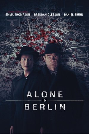 Poster Alone in Berlin 2016