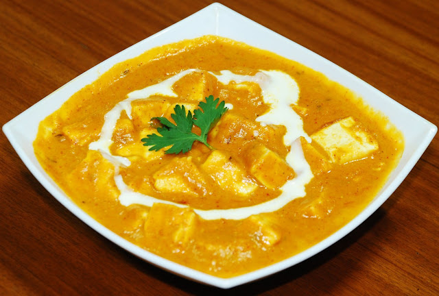 food: Shahi paneer