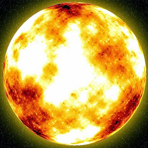 облако плазмы - это звезда