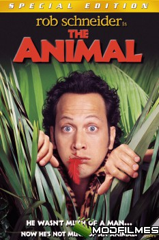 Capa do Filme O Animal