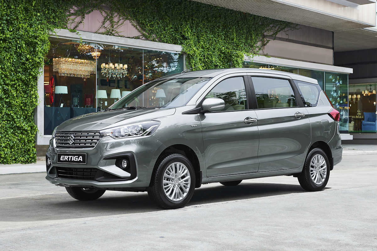 The 2019 Suzuki Ertiga Black Edition Answers The Prayers