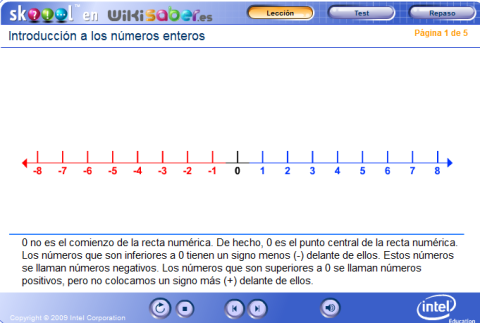 http://www.wikisaber.es/Contenidos/LObjects/intro_to_integers/index.html