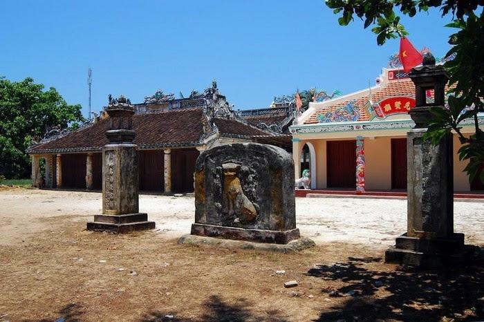 Đình làng An Hải, di tích tín ngưỡng của người dân nơi đây